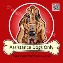 Assistance Dogs Only Copyright